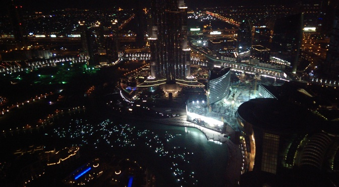 NEOS Bar, 64th Floor, The Adress Hotel, Dubai