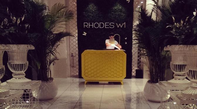 Rhodes W 1, Grosvenor House Dubai Marina