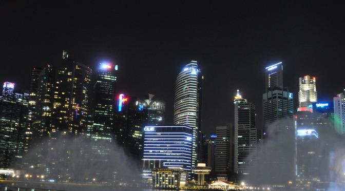 Singapore – Das kleinste/größte Bar-Paradies Asiens